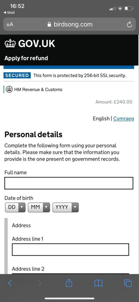 Scam or legitimate HMRC Refund? Let us help you! - Re-solution
